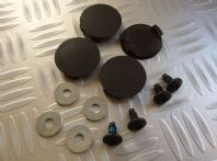 Ford Capri MK3 New Genuine Ford end cap fixings/finisher set.
